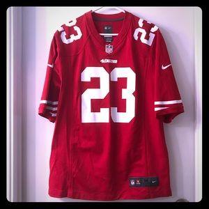 San Francisco 49ers Nike NFL James Jersey